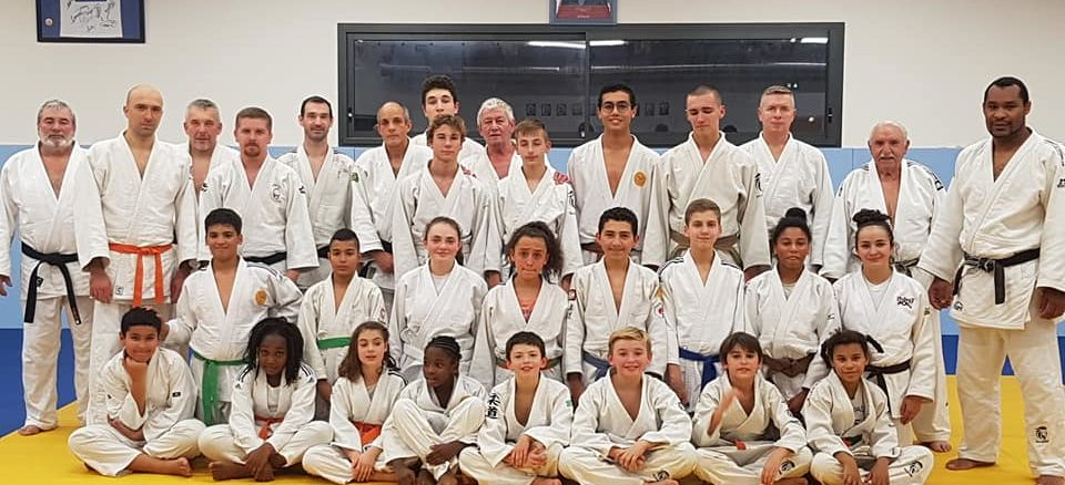 Groupe Judo Adultes