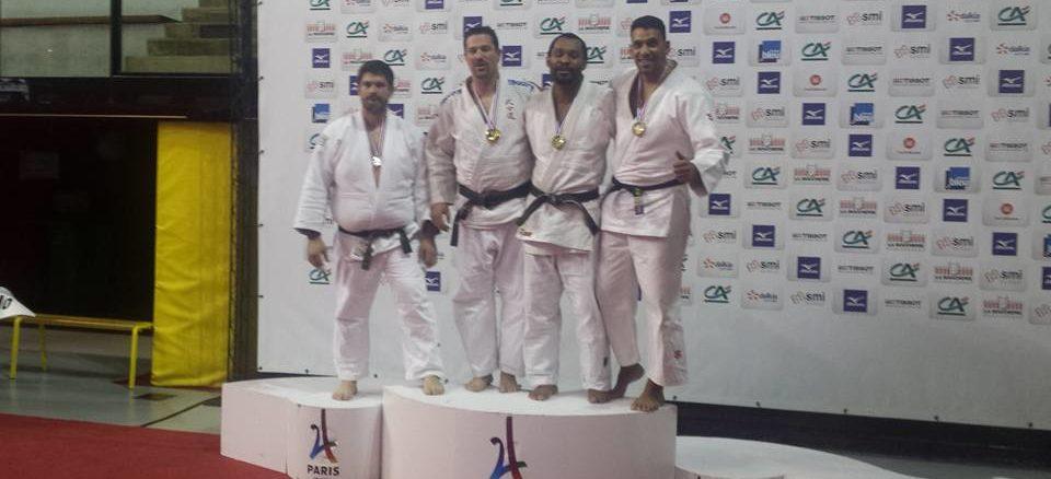 Carl 3ème place Championnat de France 3div